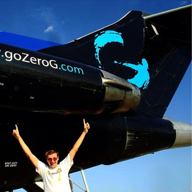 """ZeroG"" by Art Jonak via Flickr Creative Commons"