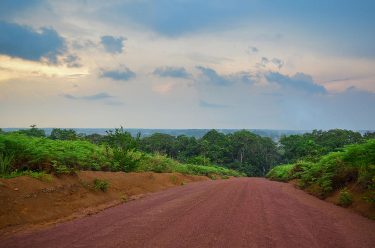 """Roads of Lekoumou Province, Congo"" by Jbdodane via Flickr Creative Commons"