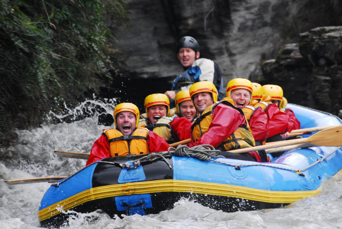 Photo Credit: QueenstownRafting
