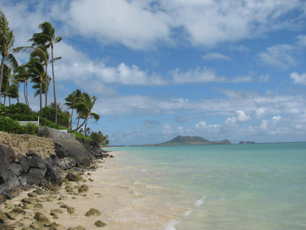 """Lanikai Beach"" by Niksnut via Flickr Creative Commons"
