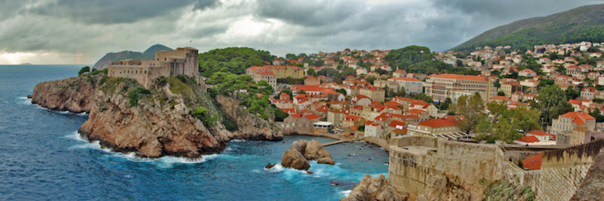 """Panoramica Dubrovnik"" by Victor via Flickr Creative Commons"