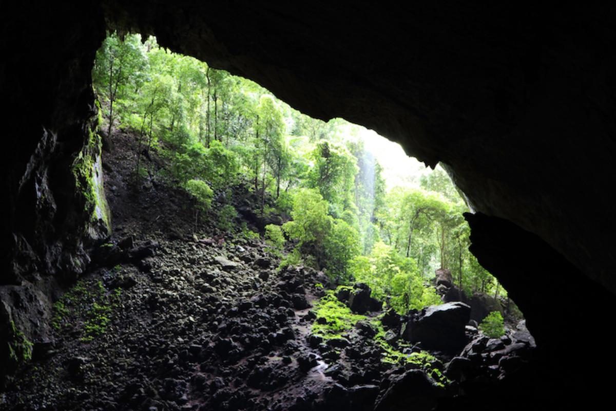 """""""Deer Cave - Garden of Eden"""" by Gido via Flickr Creative Commons"""
