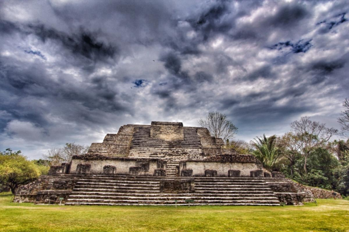 """Altun Ha"" by Steve Sutherland via Flickr Creative Commons"