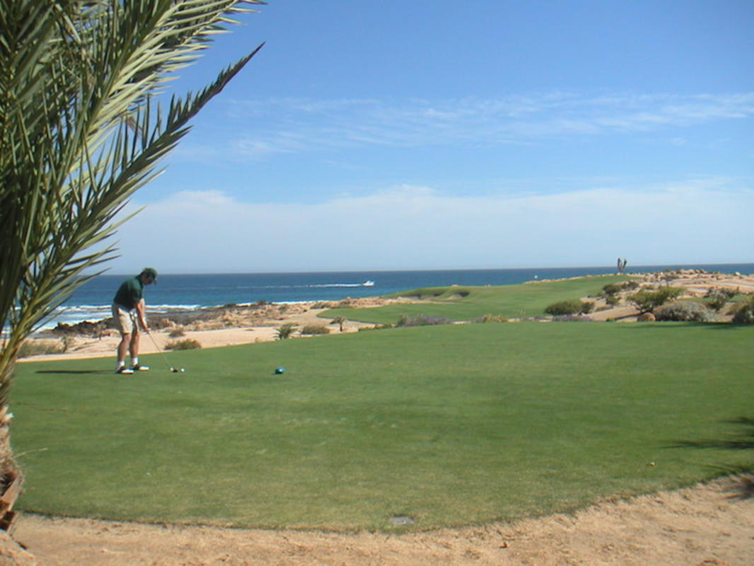 """Golf at Cabo del Sol"" by Albedo20 via Flickr Creative Commons"