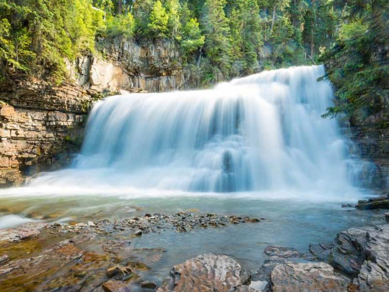 Ousel falls   audrey hall photography