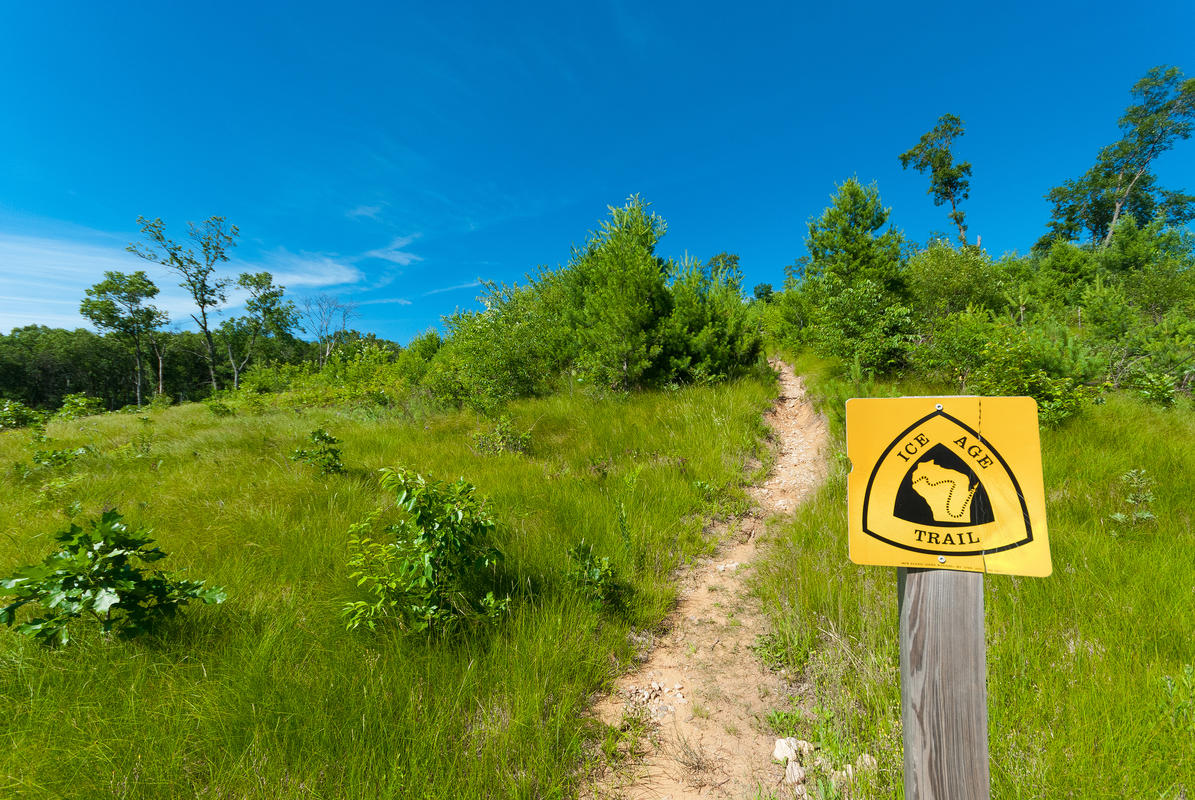 """""""Ice Age Trail on the Barrens"""" by Joshua Mayer via Flickr Creative Commons"""