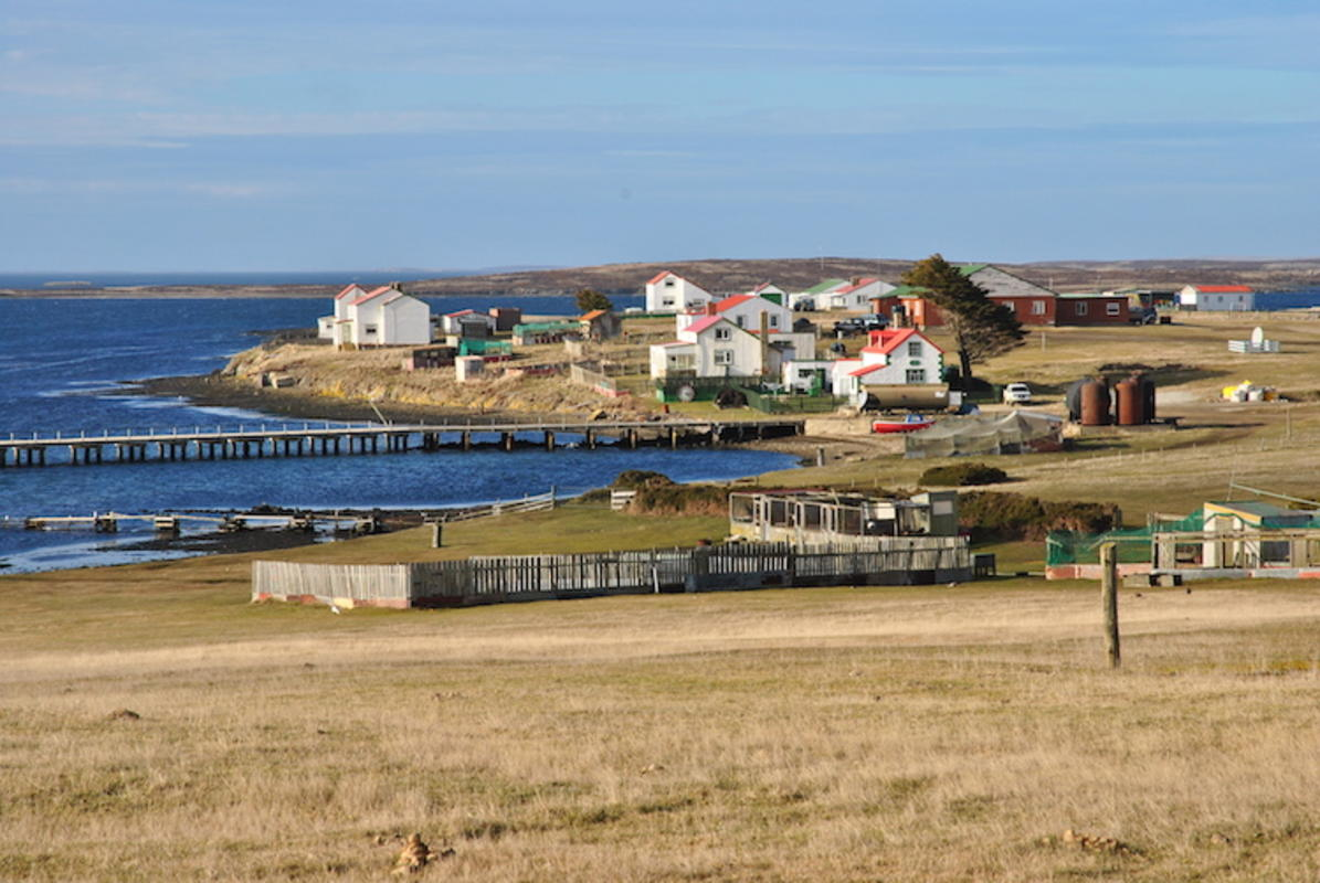 """Goose Green, Falkland Islands"" by John5199 via Flickr Creative Commons"