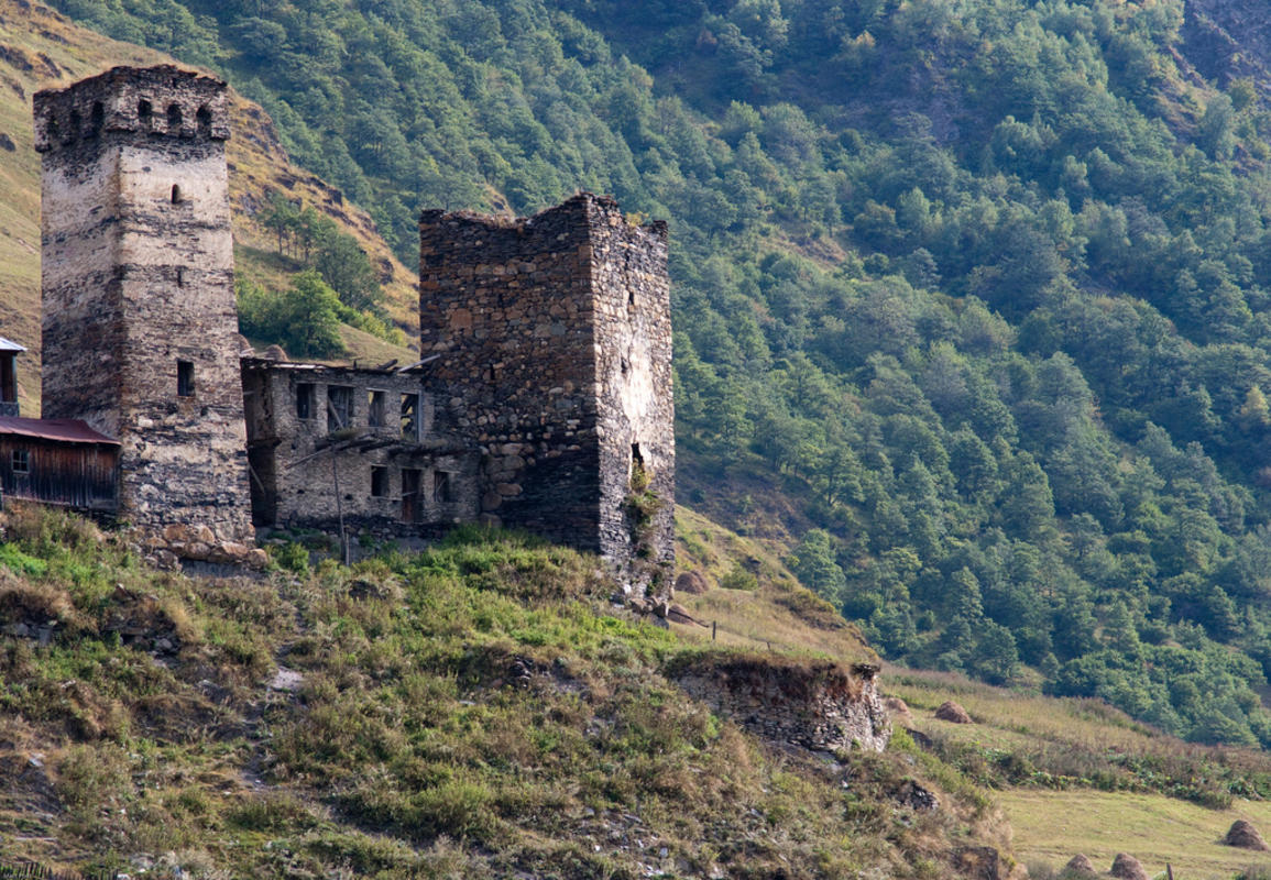 """Svaneti"" by Paddinho via Flickr Creative Commons"