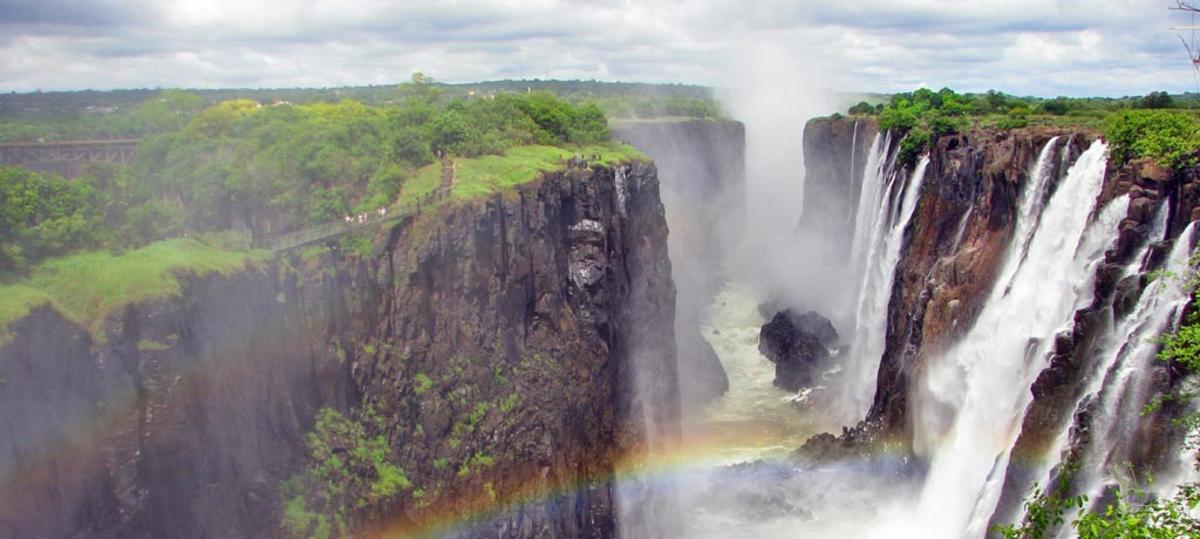 The Majesty of Victoria Falls