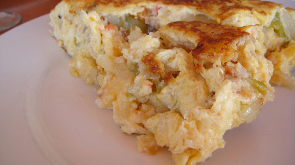 Tortilla de Patatas // Photo Credit: Joselu Blanco