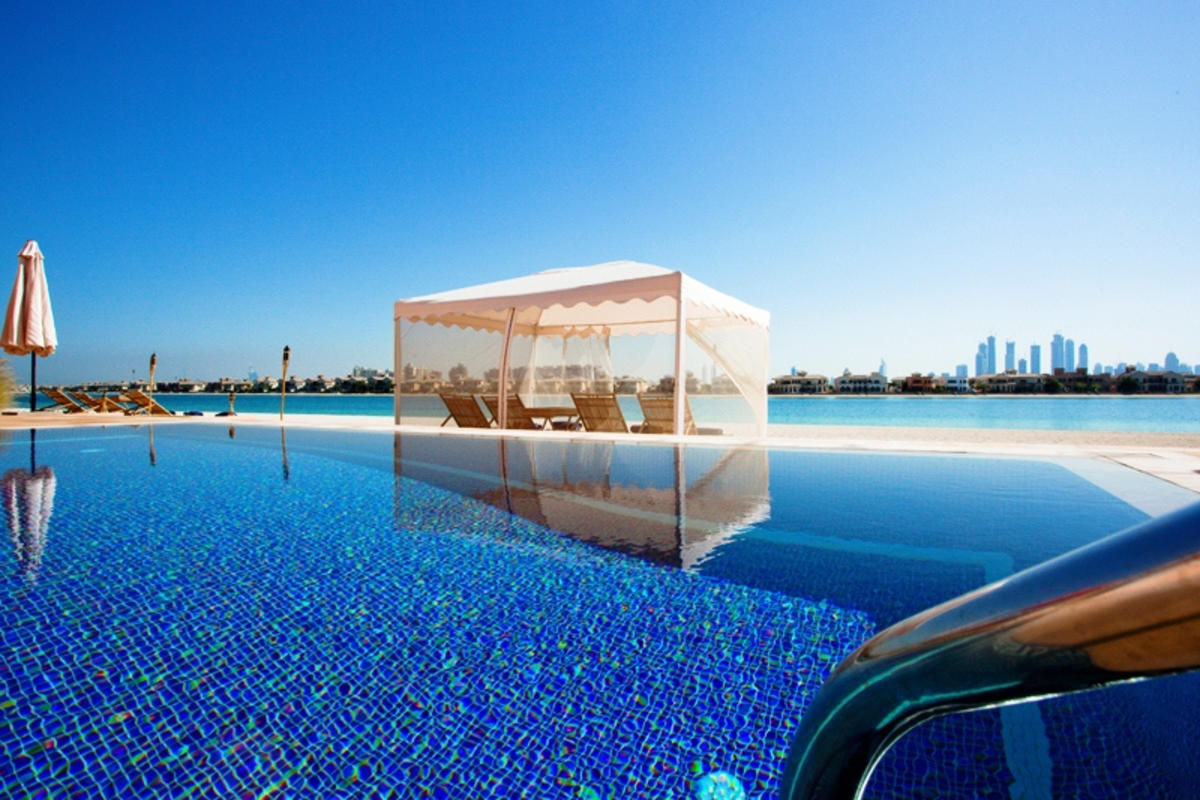 Photo Credit: Dubai Holiday Villas - Luxury on The Palm