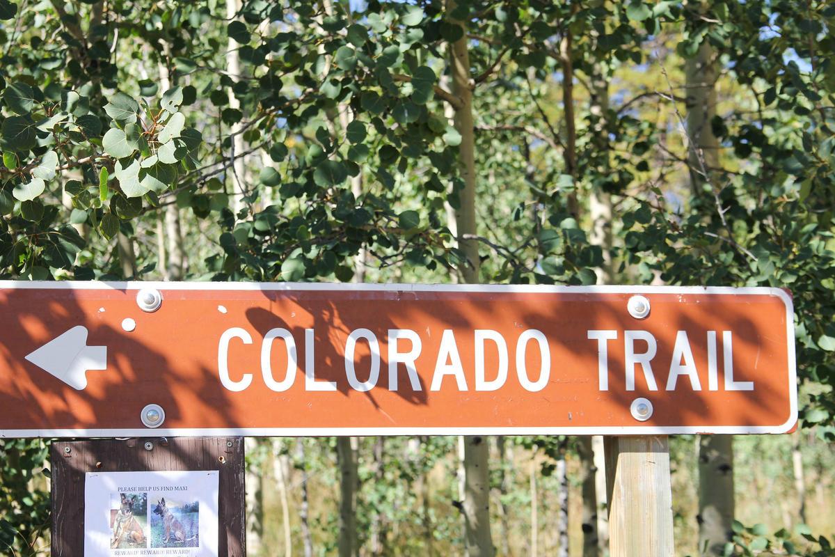 """Colorado Trail"" by Joe Flood via Flickr Creative Commons"