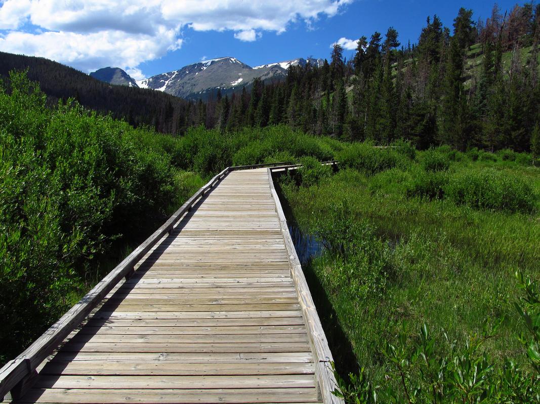 """Rocky Mountain National Park"" by Jasperdo via Flickr Creative Commons"