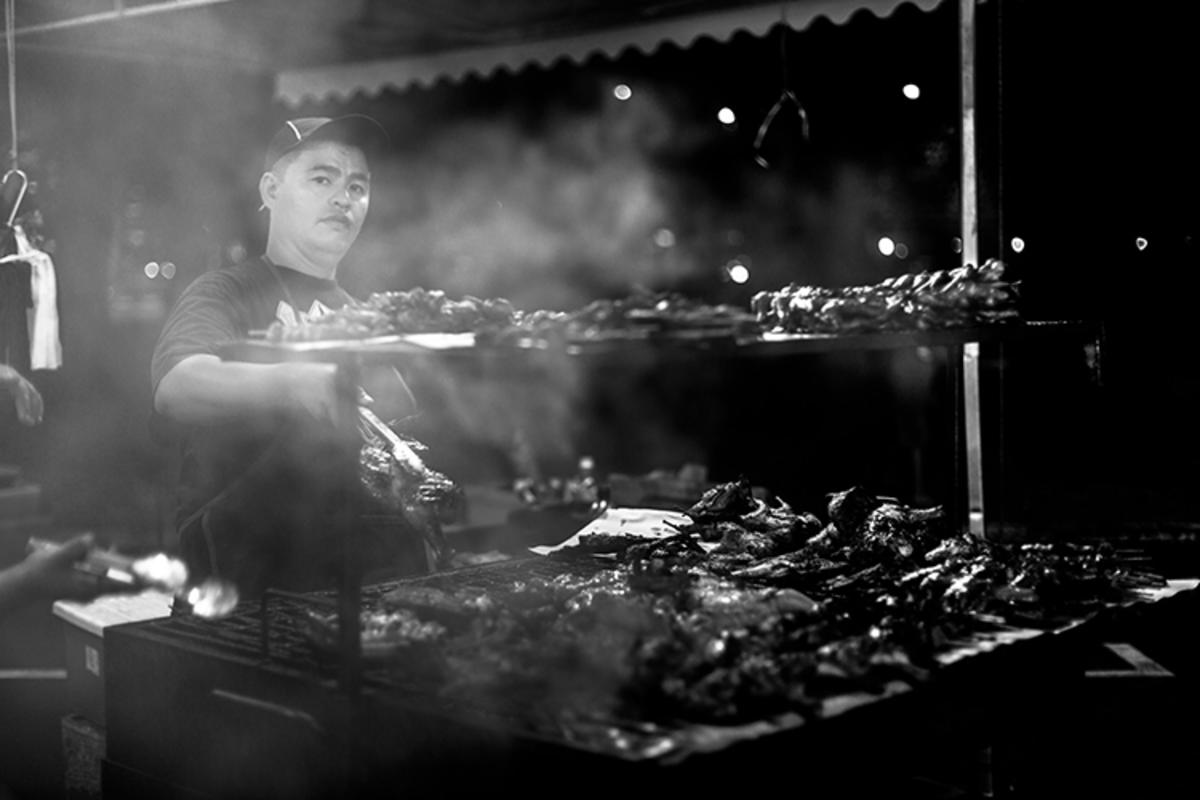 """Gadong Night Market"" by IQRemix via Flickr Creative Commons"