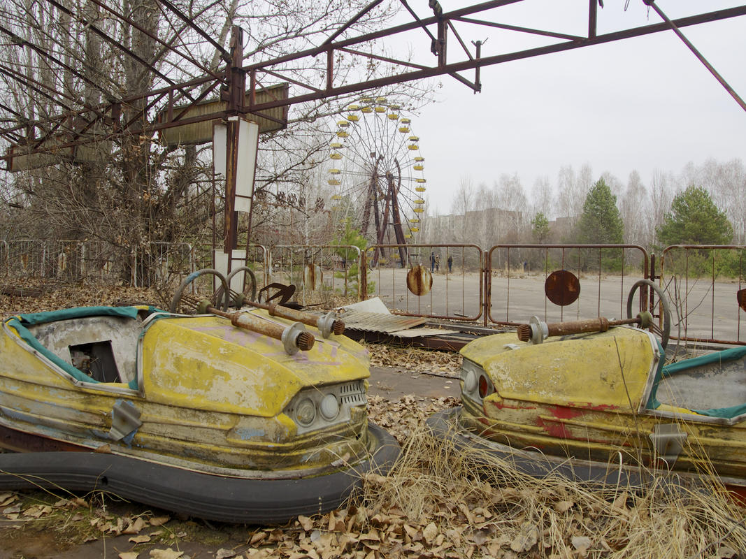 Pripyat by Clay Gilliland