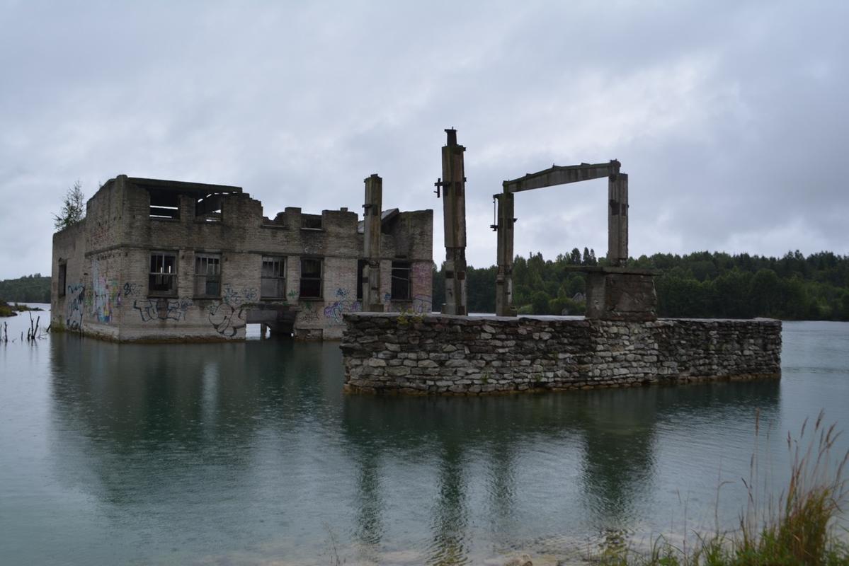 this underwater soviet prison has become estonia u0026 39 s most intriguing beach destination