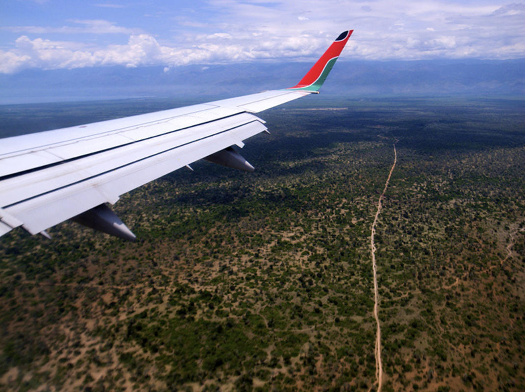 """Burundi from the Air"" by Graham Holliday via Flickr Creative Commons"