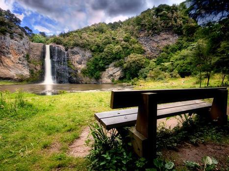 Hunua falls