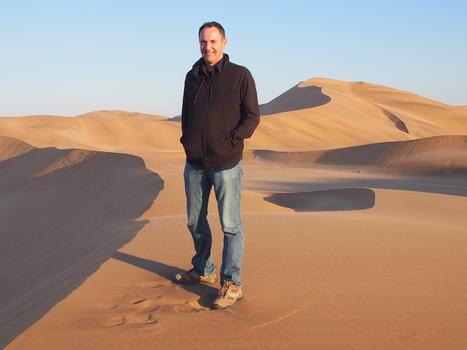 James sand dune namibia
