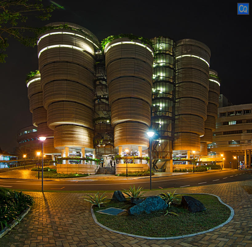 NTU Learning Hub by Tuper Misc via Flickr Creative Commons