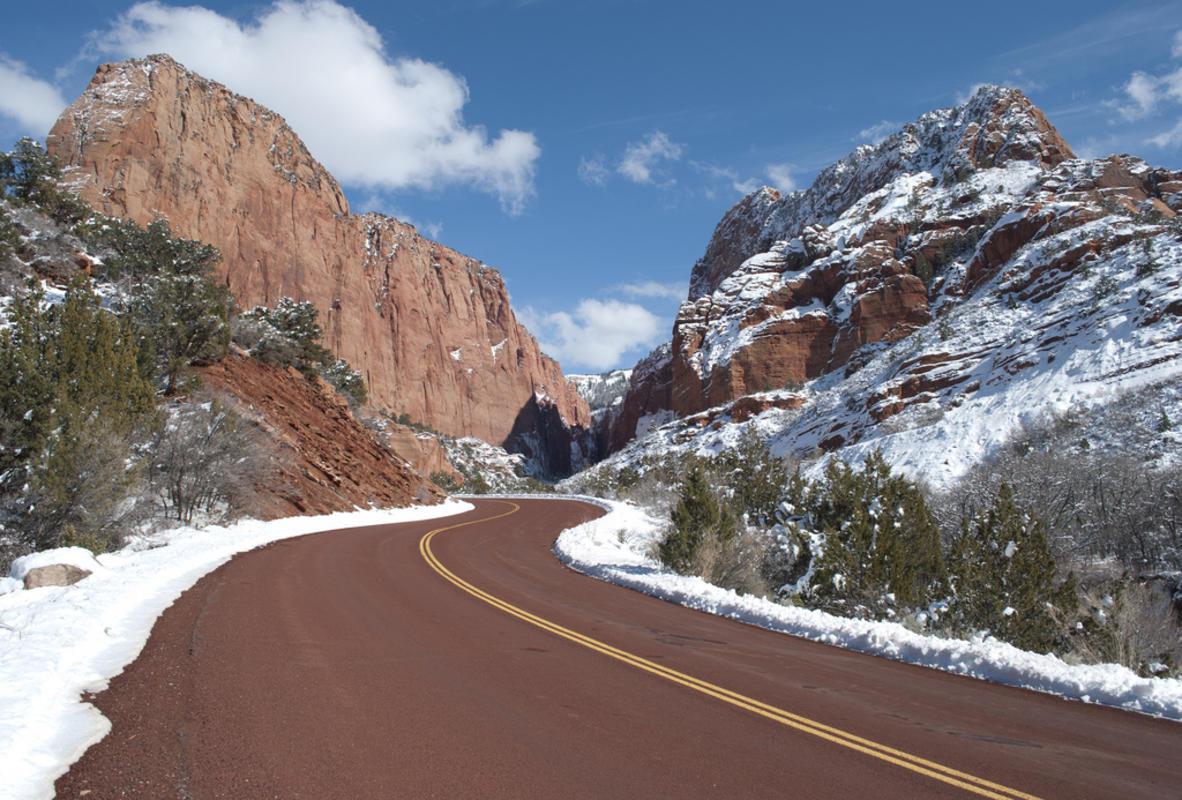 Photo Credit: Zion National Park