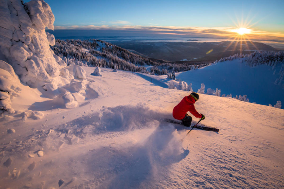 Photo Credit: Sam Egan via Sun Peaks Resort
