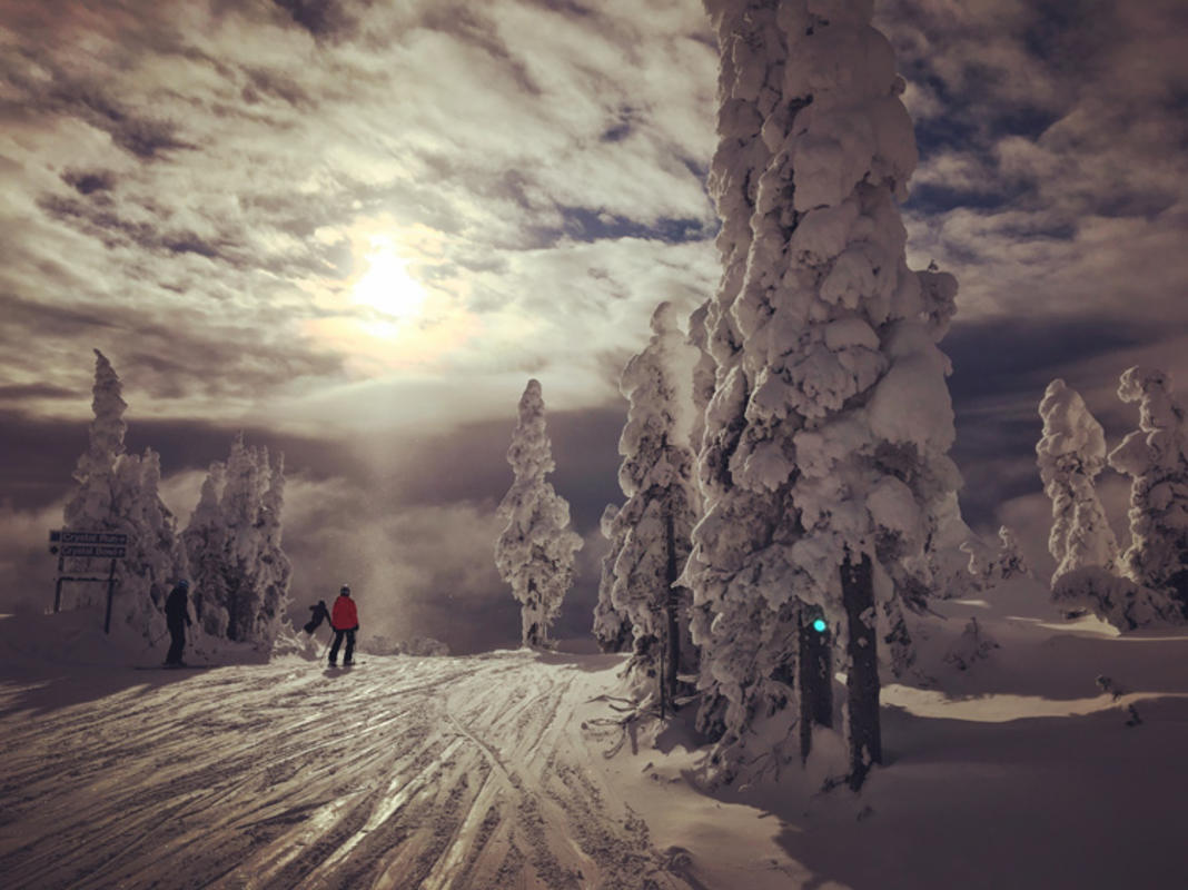 Photo Credit: Brittany Cozier via Sun Peaks Resort