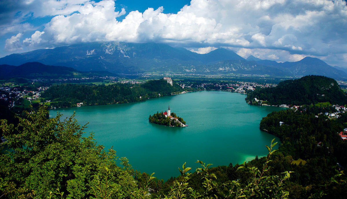 Lake Bled - Slovenia by James Southorn via Flickr Creative Commons