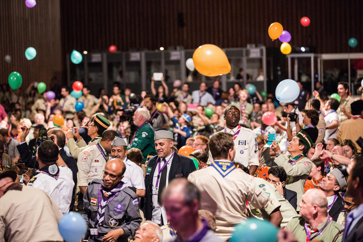 20140811-WSC_2014-IztokHvala-217.jpg by World Scouting via Flickr Creative Commons