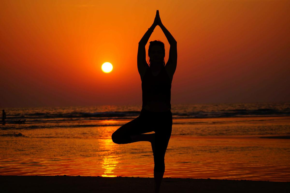 Photo Credit: Mandrem Goa Yoga via Pavel Laputskov on Shutterstock