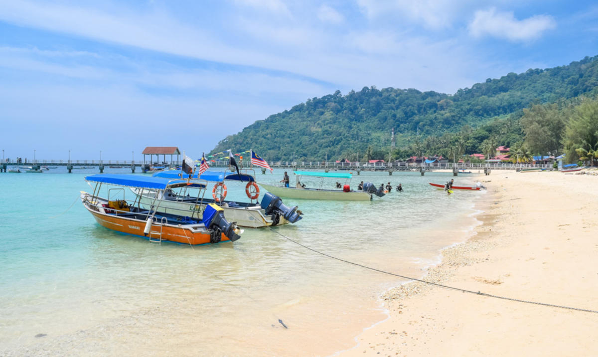 Photo Credit: Juara Beach via Authentic travel on Shutterstock