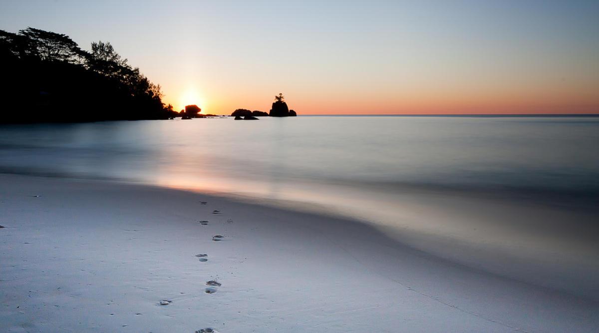 Anse Soleil - Seychelles, par Franck Vervial by Franck Vervial via Flickr Creative Commons