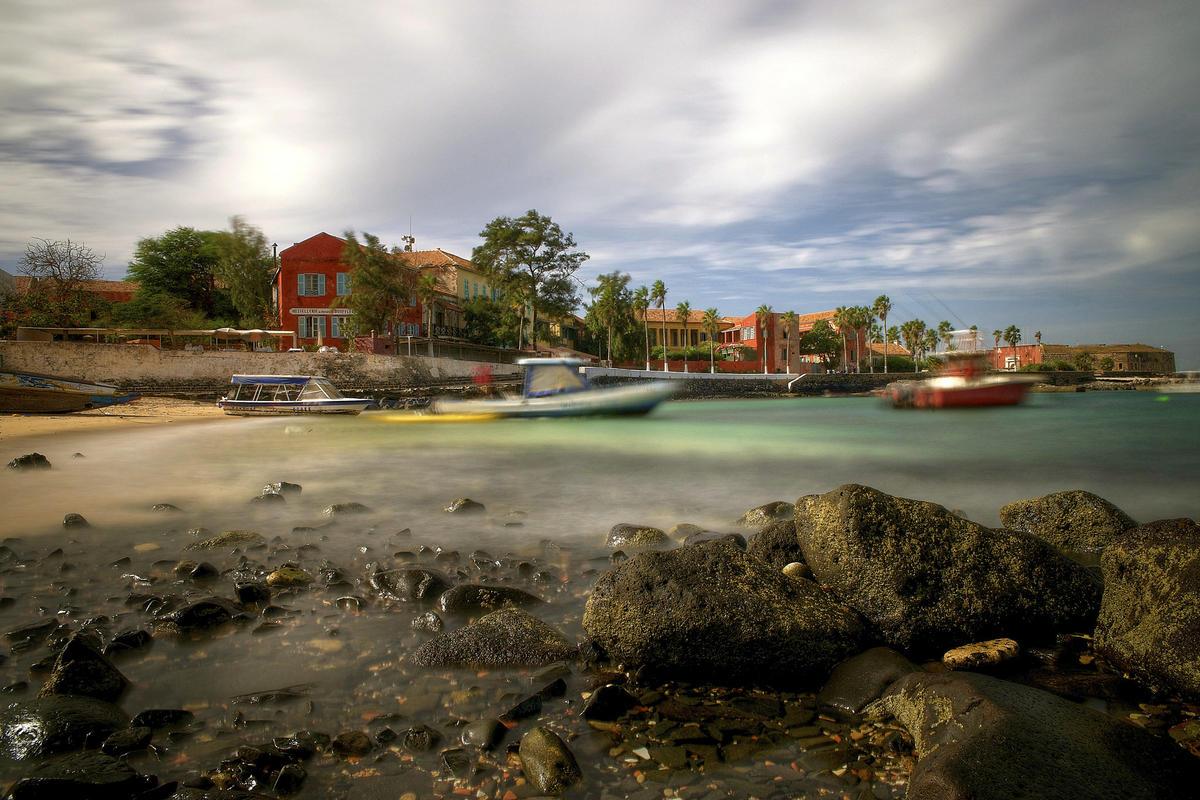 goree island senegal by mariusz kluzniak via Flickr Creative Commons
