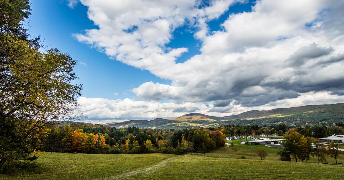 """Berkshire Sky"" by Paul Geffen via Flickr Creative Commons"