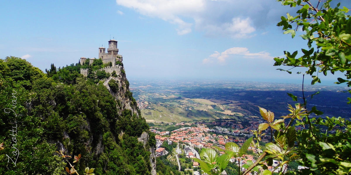 La Rocca - San Marino by * Ivan Zanotti Photo * via Flickr Creative Commons