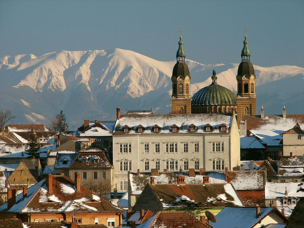 Sibiu - Romania's Orthodox Cathedral by Camil Ghircoias via Flickr Creative Commons