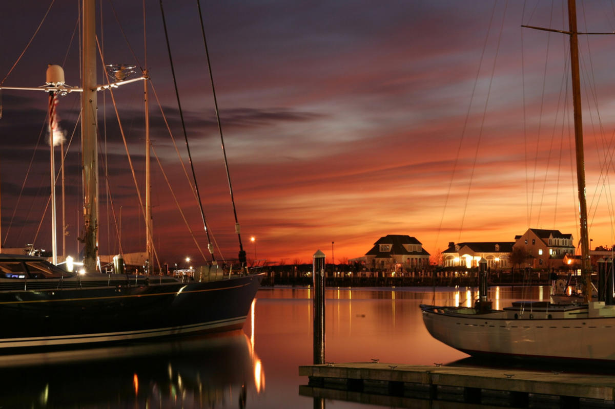 Newport by Sailing Nomad via Flickr Creative Commons