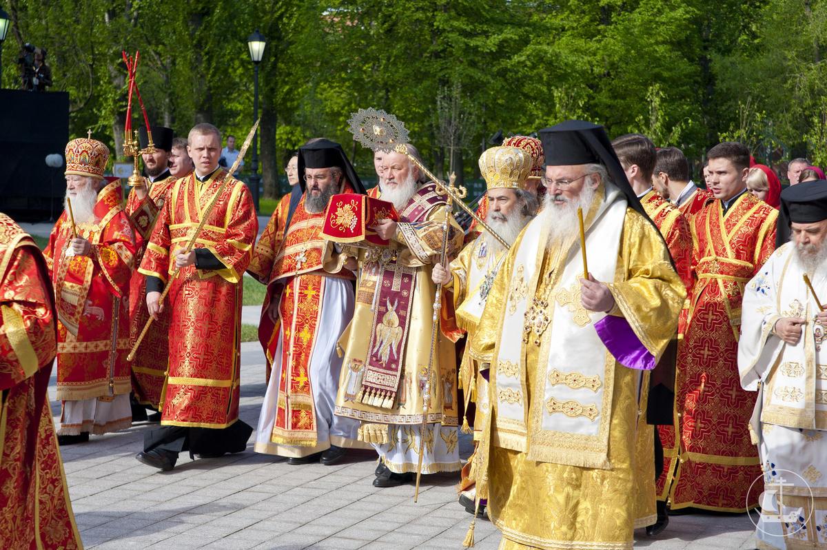 28 мая 2013, Великое освящение Кронштадтского Морского собора by Saint-Petersburg Theological Academy via Flickr Creative Commons