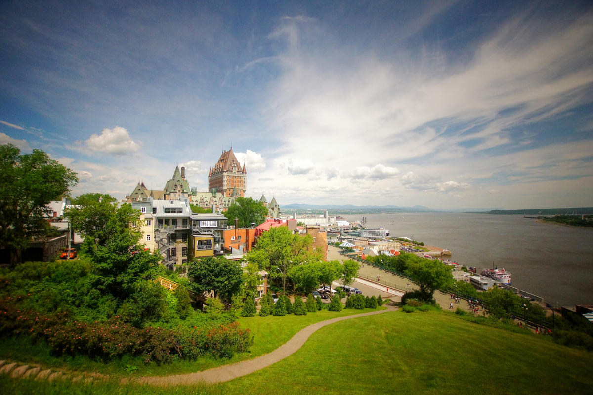 old quebec by mariusz kluzniak via Flickr Creative Commons
