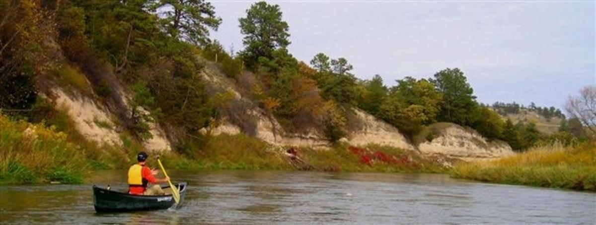 """Canoeing"" by USFWS Mountain-Prairie via Fickr Creative Commons"