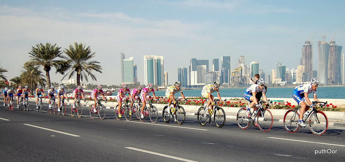 Tour of Qatar by Abraham Puthoor via Flickr Creative Commons