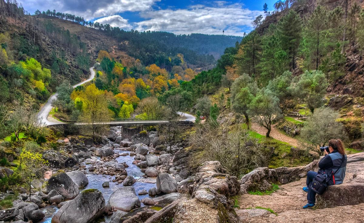 Parque nacional de Peneda-Gerês by Gabriel González via Flickr Creative Commons