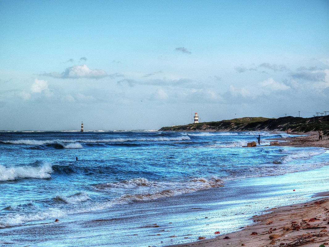 """""""Cape Recife Lighthouse in the Distance"""" by Matthew and Heather via Flickr Creative Commons"""