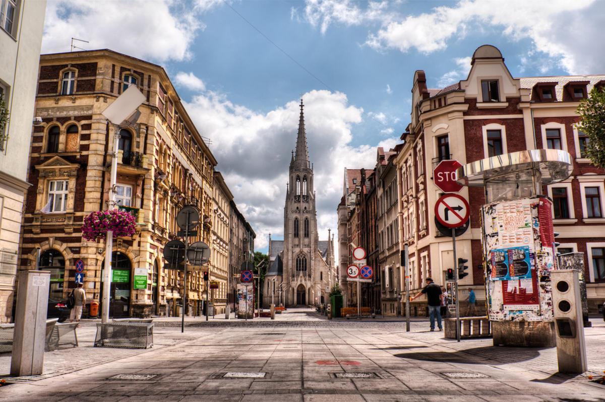 Katowice, Poland by Bobby Bradley via Flickr Creative Commons