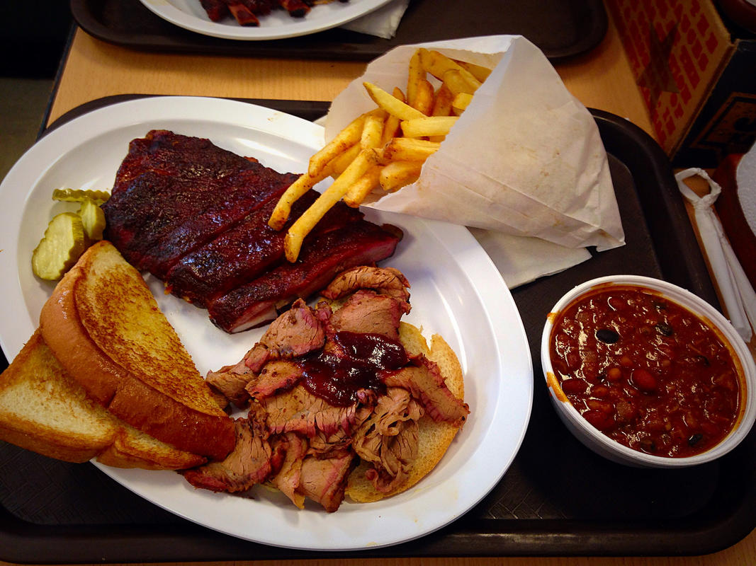 """Joe's Kansas City Barbecue"" by Shelby Bell via Flickr Creative Commons"