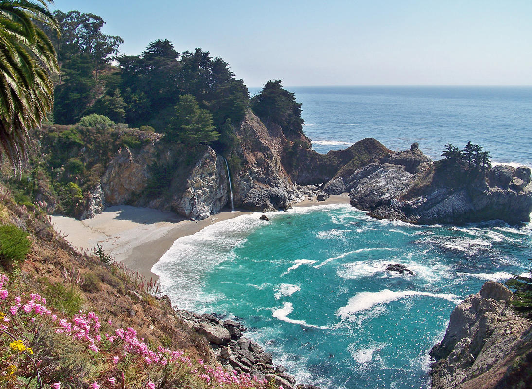 McWay Falls Photo by Don Graham via Flickr Creative Commons