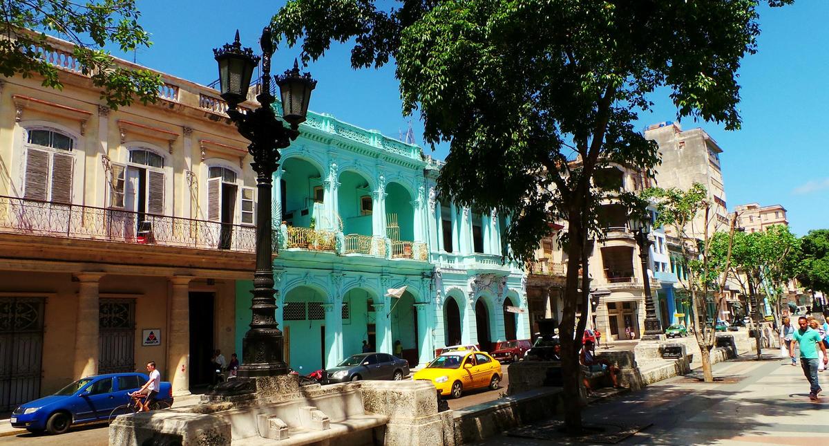 Cuba - Havana Street Photo by Gareth Williams via Flickr Creative Commons