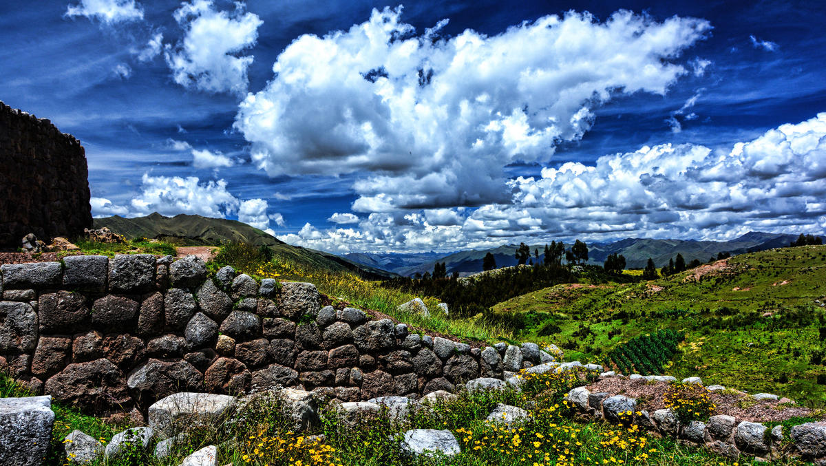 Ruinas de Puca Pucara - Explore by Mariano Mantel via Flickr Creative Commons