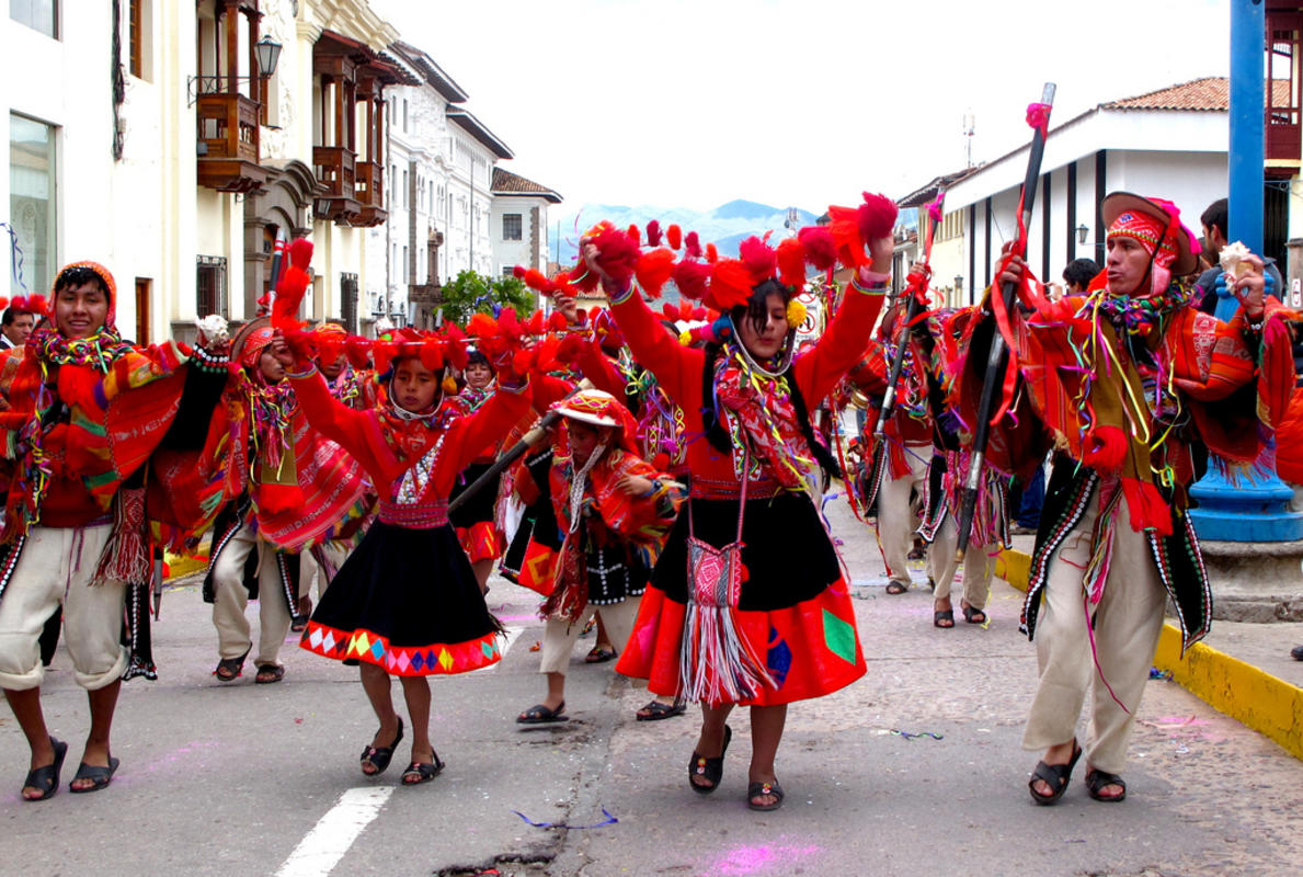 Carnival in Cusco, Cusco, Peru by Nikki Shaff via Flickr Creative Commons