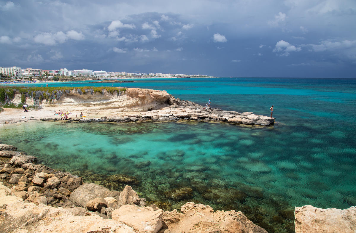 Protaras, Cyprus Photo by Lefteris Katsouromallis via Flickr Creative Commons